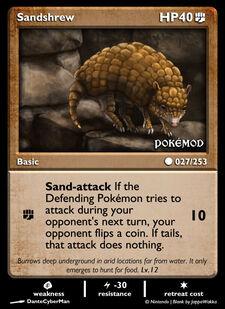 Sandshrew (MODIMP 27)