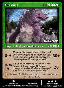 Nidoking (MODIMP 34)