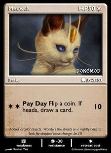 Meowth (MODIMP 52)