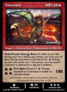 Charizard (MODIMP 6)