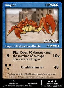 Kingler (MODIMP 99)