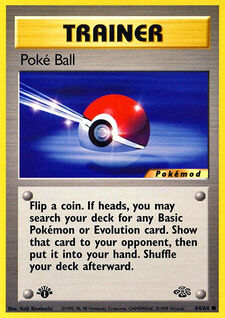 Poké Ball (MODJU 64)