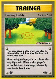 Healing Field (MODJU 69)