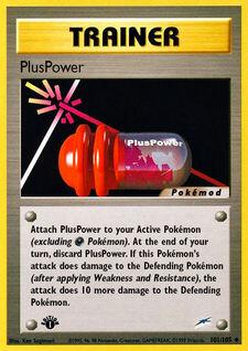 PlusPower (MODN4 101)