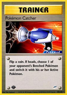 Pokémon Catcher (MODN4 103)