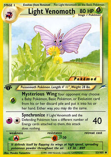 Light Venomoth (MODN4 53)