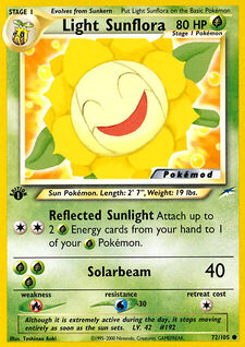 Light Sunflora (MODN4 72)