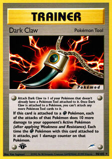 Dark Claw (MODN4 94)