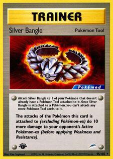 Silver Bangle (MODN4 95)