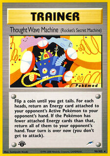 Thought Wave Machine (MODN4 96)