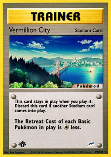 Vermillion City (MODN4 97)