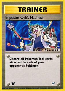 Imposter Oak's Madness (MODN4 98)