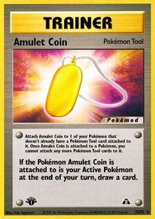 Amulet Coin (MODN2 73)