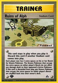 Ruins of Alph (MODN2 75)
