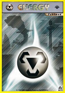 Metal Energy (MODN2 80)