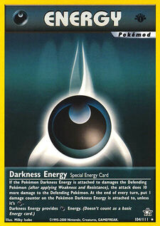 Darkness Energy (MODN1 104)