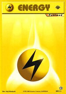 Lightning Energy (MODN1 109)