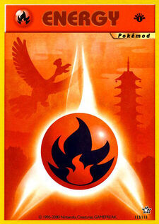 Fire Energy (MODN1 113)