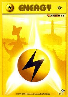 Lightning Energy (MODN1 115)