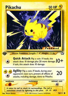 Pikachu (MODN1 70)