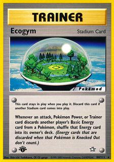 Ecogym (MODN1 84)