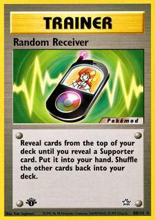Random Receiver (MODN1 88)