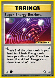 Super Energy Retrieval (MODN1 89)