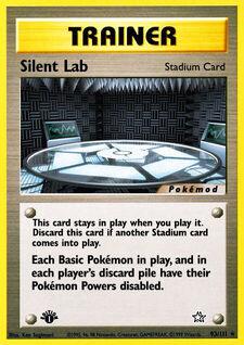 Silent Lab (MODN1 93)