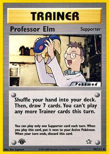 Professor Elm (MODN1 96)