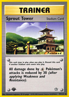 Sprout Tower (MODN1 97)