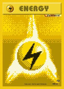 Lightning Energy (MODPXBS 100)
