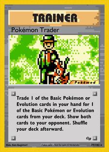 Pokémon Trader (MODPXBS 77)