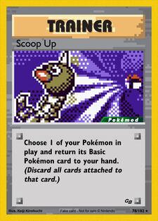 Scoop Up (MODPXBS 78)