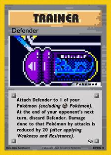Defender (MODPXBS 80)