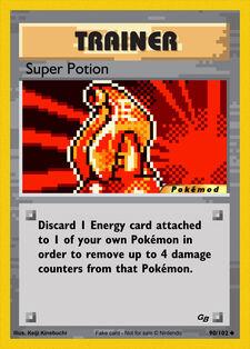 Super Potion (MODPXBS 90)
