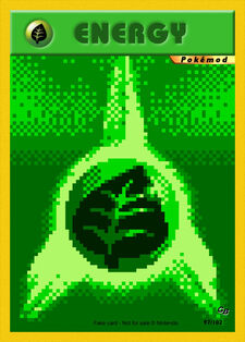 Fighting Energy (MODPXBS 97)