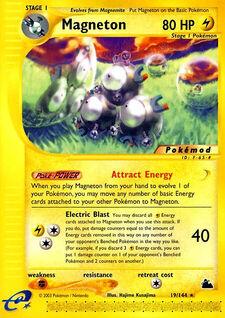 Magneton (MODSKR 19)