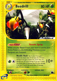 Beedrill (MODSKR 5)