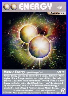Miracle Energy (MODTR 100)