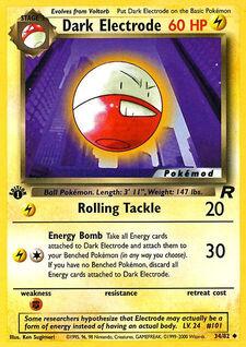 Dark Electrode (MODTR 34)