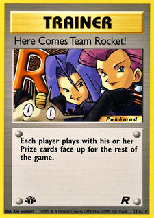 Here Comes Team Rocket! (MODTR 71)