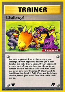 Challenge! (MODTR 74)