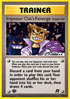 Imposter Oak's Revenge (MODTR 76)