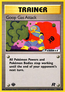 Goop Gas Attack (MODTR 78)