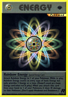 Rainbow Energy (MODTR 80)
