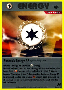 Rocket's Energy RF (MODTR 86)