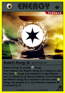 Rocket's Energy GL (MODTR 87)