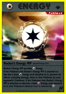 Rocket's Energy WP (MODTR 88)