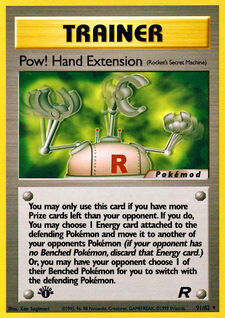 Pow! Hand Extension (MODTR 91)