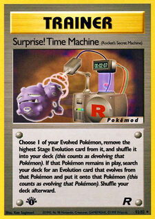 Surprise! Time Machine (MODTR 92)